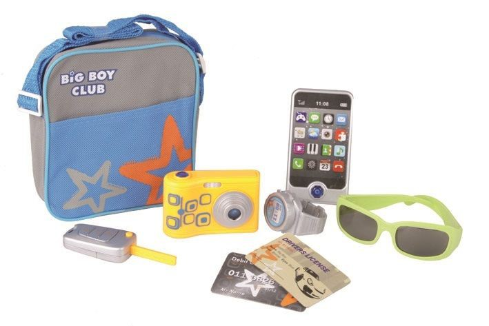 Spielzeug für jungs abenteuer freizeit smartphone kamera